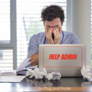 Abonnement Help admin de plug and pulse